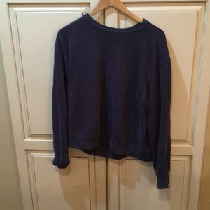 Vintage 90s nike crewneck sweatshirt L